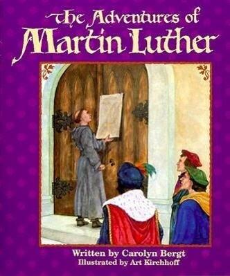 The Adventures of Martin Luther als Taschenbuch