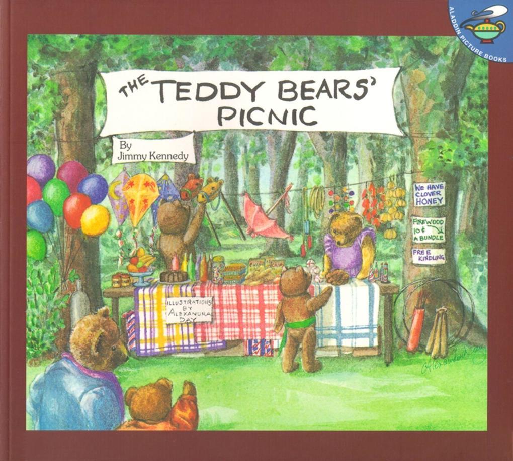 Teddy Bears' Picnic als Taschenbuch