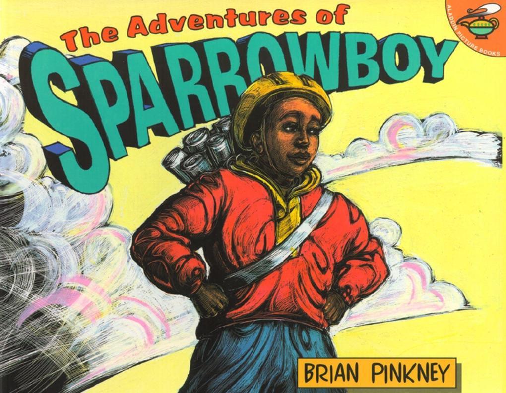 The Adventures of Sparrowboy als Taschenbuch