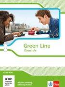 Green Line Oberstufe. Klasse 11/12 (G8), Klasse 12/13 (G9). Schülerbuch mit CD-ROM. Ausgabe 2015. Bremen, Hamburg, Schleswig-Holstein