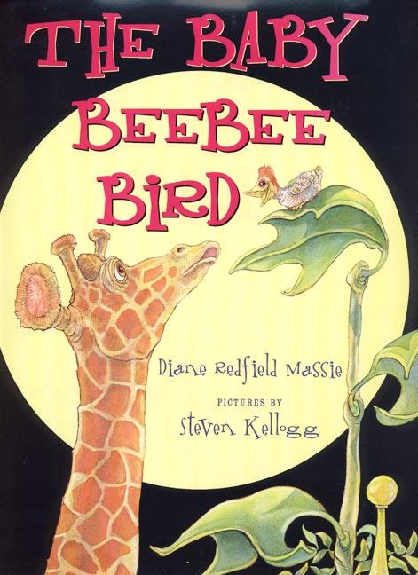 The Baby Beebee Bird als Buch