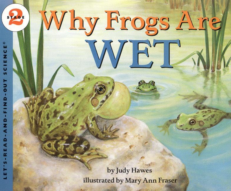 Why Frogs Are Wet als Taschenbuch