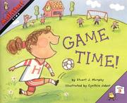 Mathstart Time Game Time Student Reader