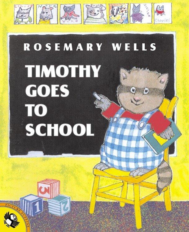 Timothy Goes to School als Taschenbuch