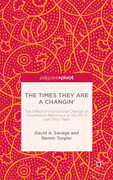 The Times They Are a Changin': The Effect of Institutional Change on Cooperative Behaviour at 26,000ft Over Sixty Years
