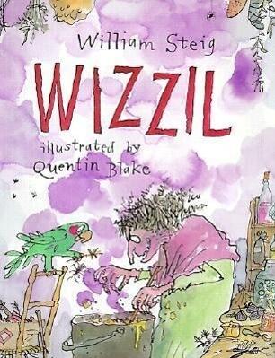 Wizzil als Buch