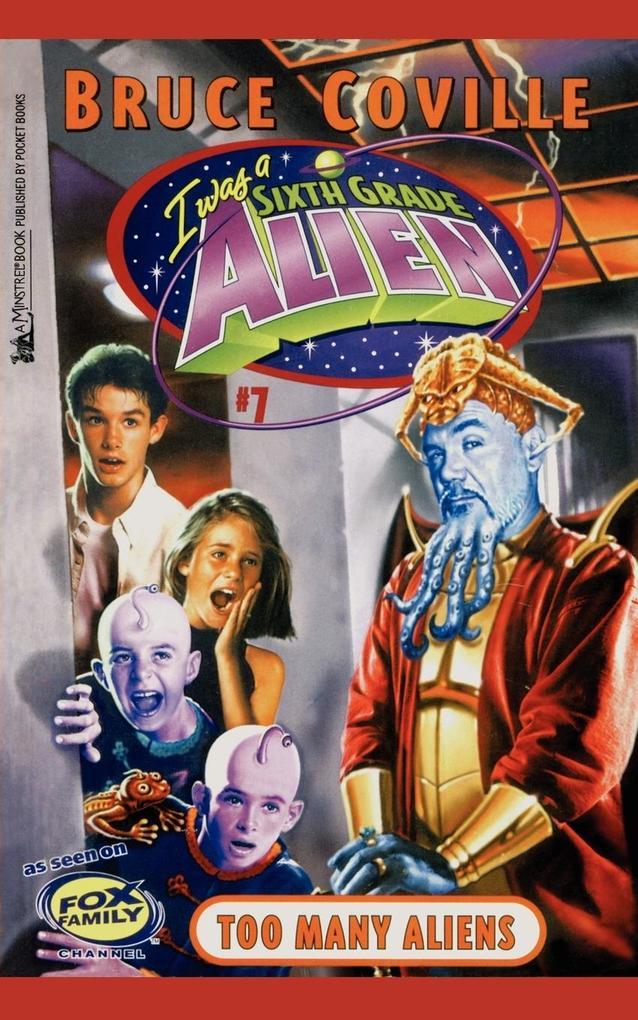 Too Many Aliens als Taschenbuch
