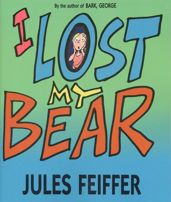 I Lost My Bear als Taschenbuch