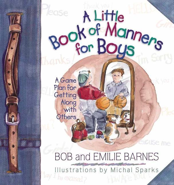A Little Book of Manners for Boys als Buch (gebunden)