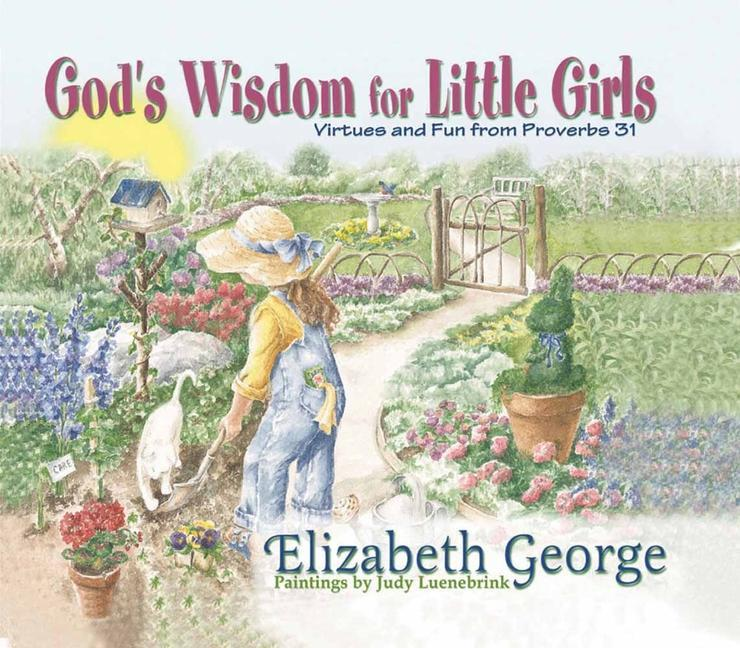 God's Wisdom for Little Girls als Buch