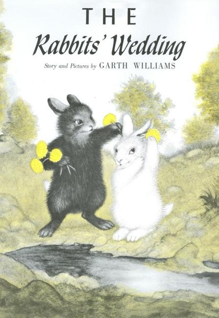 The Rabbits' Wedding als Buch