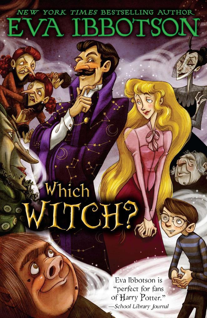 Which Witch? als Taschenbuch