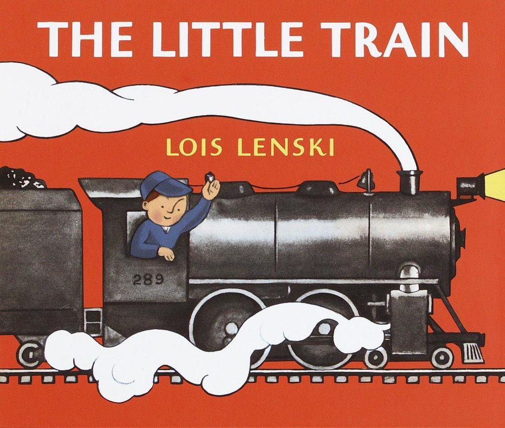 The Little Train als Buch