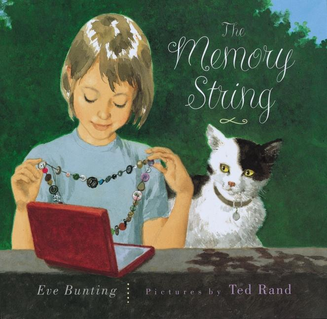 The Memory String als Buch
