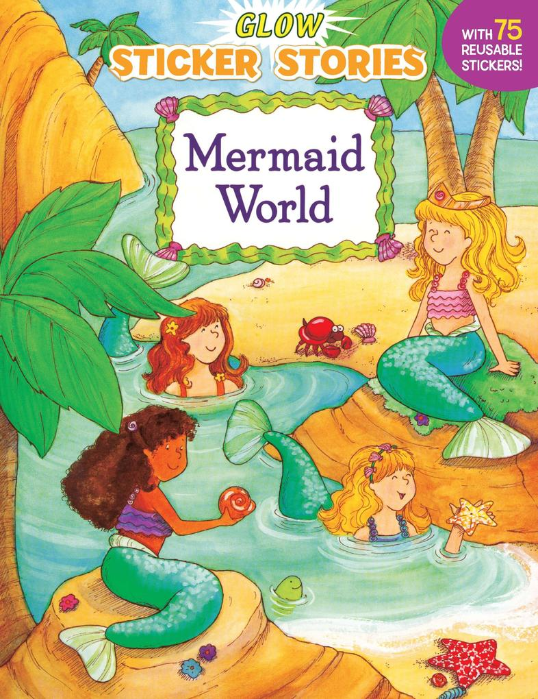 Mermaid World [With Stickers] als Taschenbuch