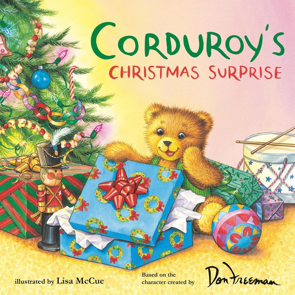 Corduroy's Christmas Surprise als Taschenbuch