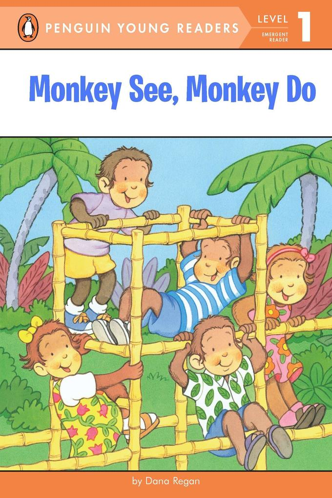 Monkey See, Monkey Do als Taschenbuch