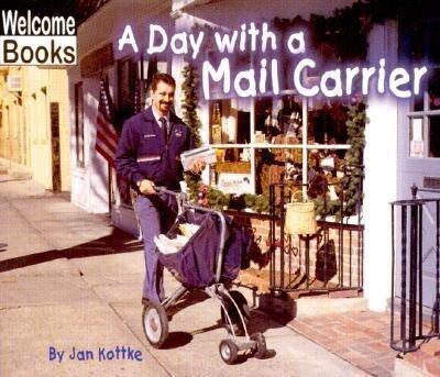 A Day with a Mail Carrier als Taschenbuch