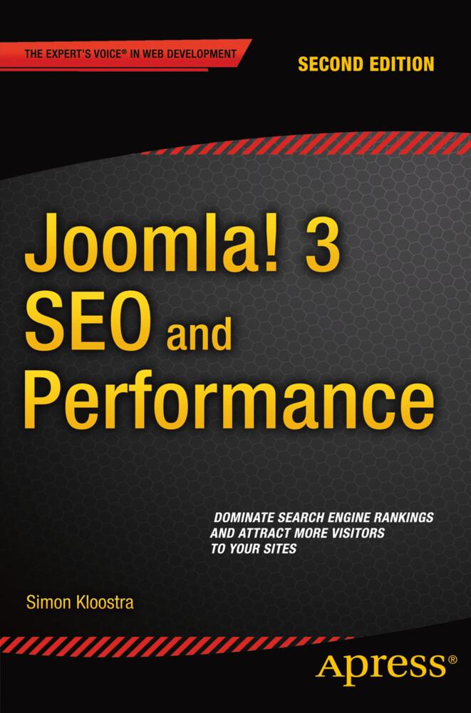 Joomla 3 SEO and Performance als Buch von Simon...