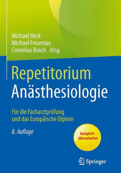 Repetitorium Anästhesiologie als Buch