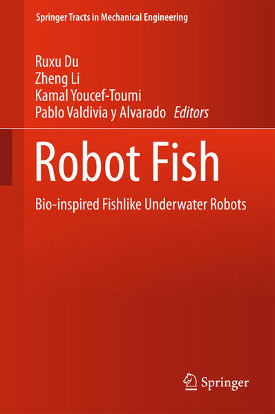 Robot Fish als Buch von Ruxu Du, Zheng Li