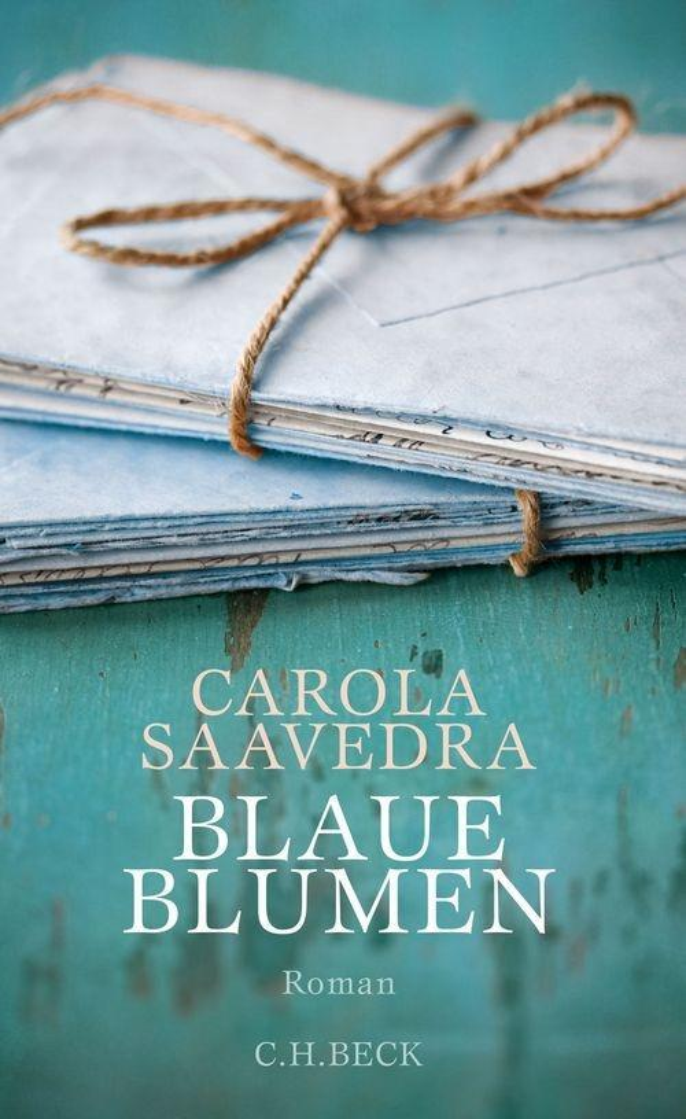 Blaue Blumen als eBook