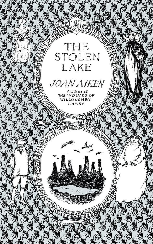 The Stolen Lake als Taschenbuch