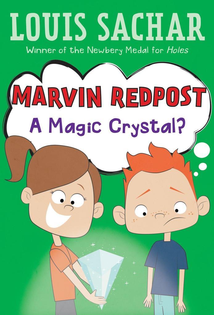 Marvin Redpost #8: A Magic Crystal? als Taschenbuch