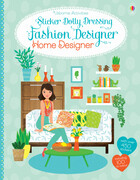 Sticker Dolly Dressing Fashion Designer: Home Designer