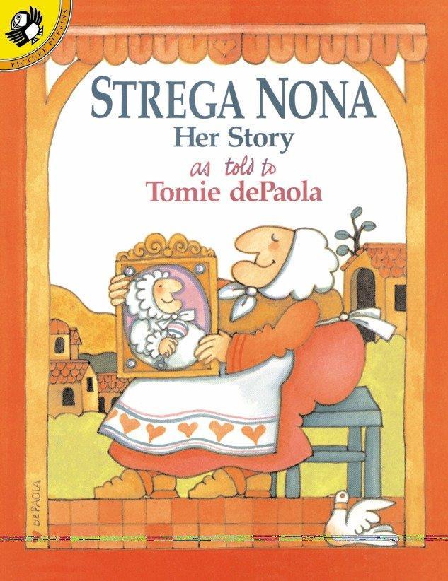 Strega Nona: Her Story als Taschenbuch