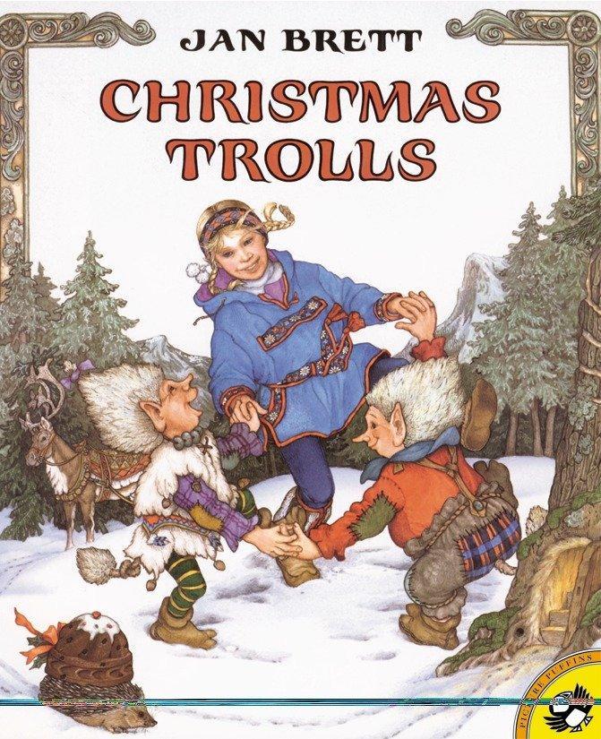 Christmas Trolls als Taschenbuch