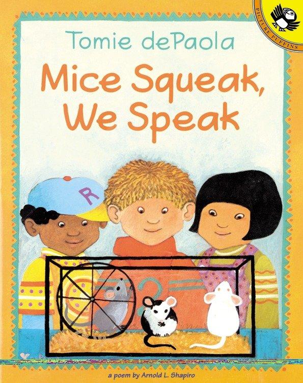 Mice Squeak, We Speak als Taschenbuch