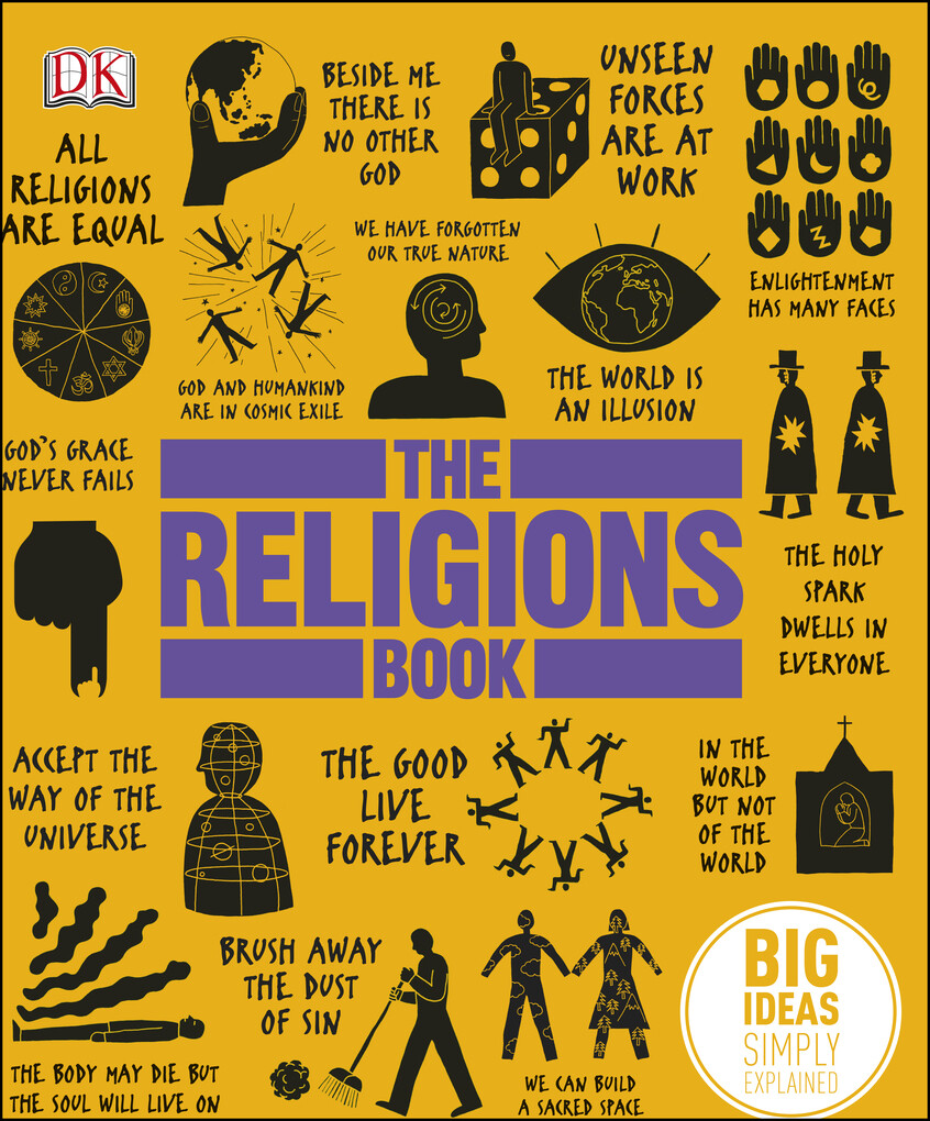 The Religions Book als eBook Download von