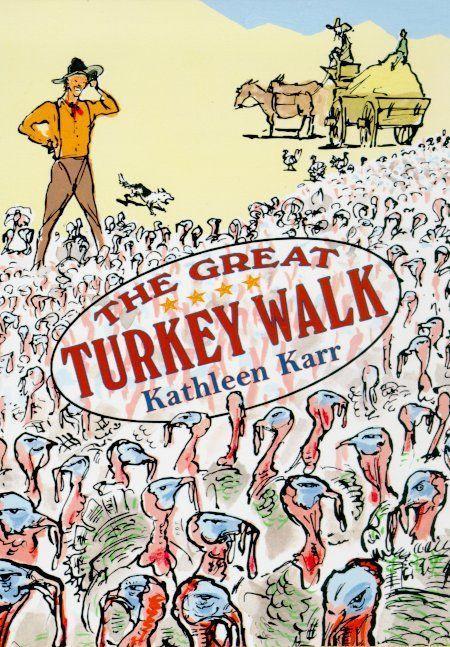 The Great Turkey Walk als Taschenbuch