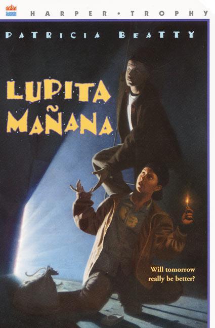 Lupita Manana als Taschenbuch