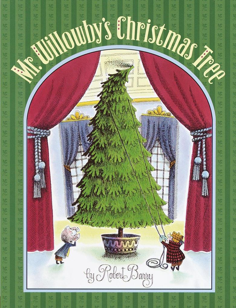 Mr. Willowby's Christmas Tree als Buch
