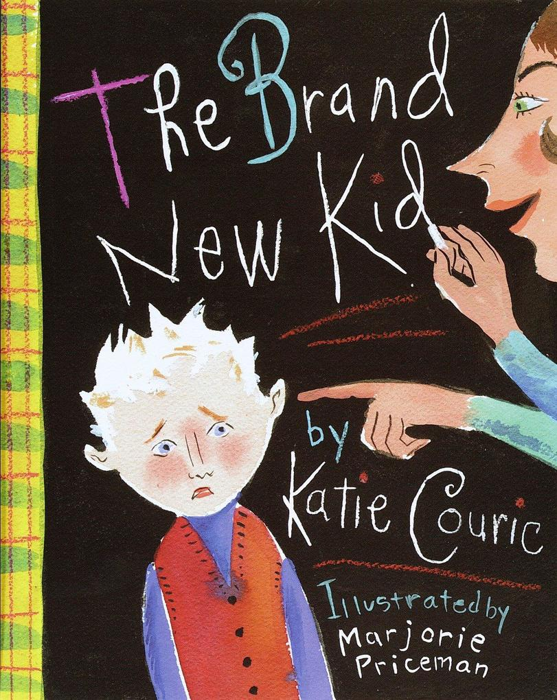 The Brand New Kid als Buch