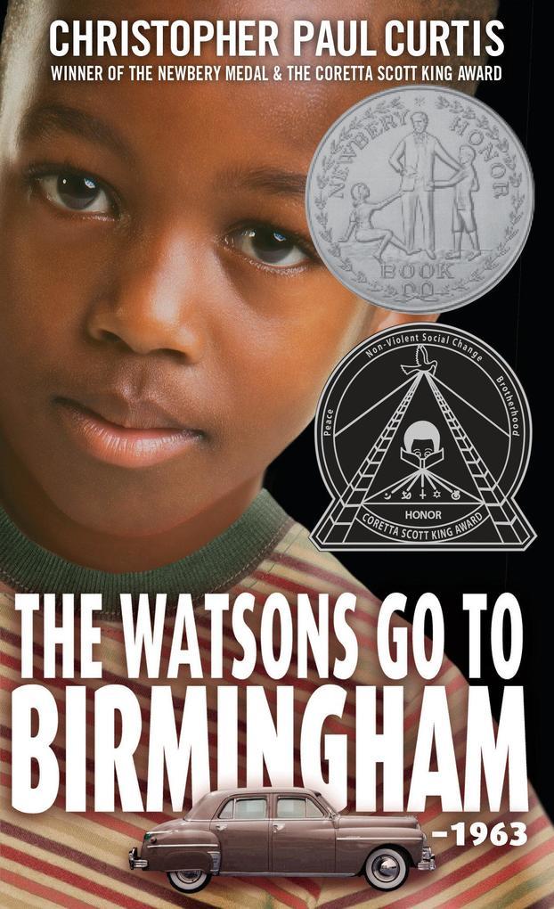 The Watsons Go to Birmingham - 1963 als Taschenbuch