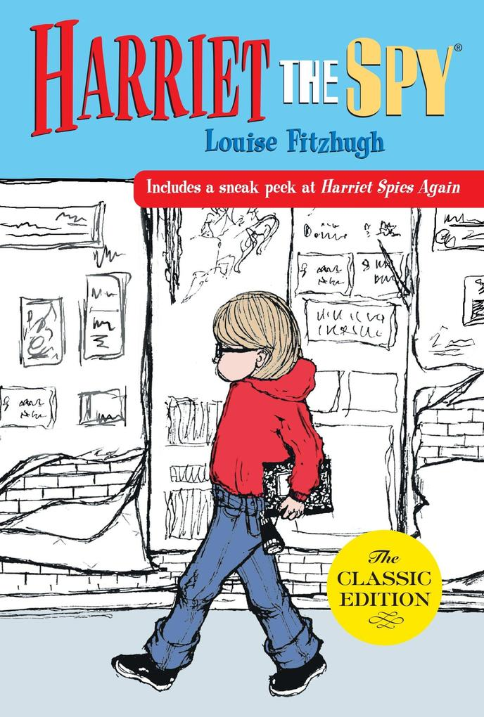 Harriet the Spy als Taschenbuch