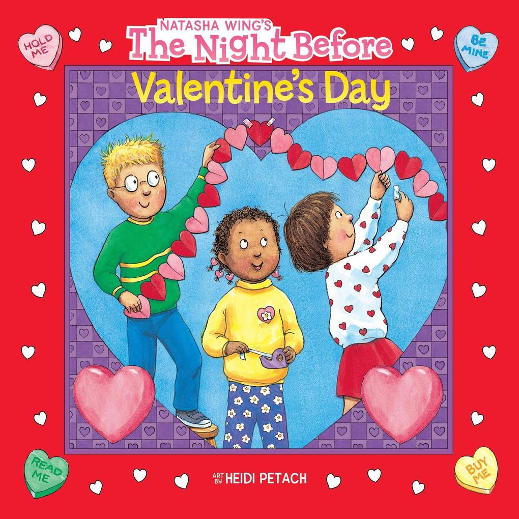 The Night Before Valentine's Day als Taschenbuch