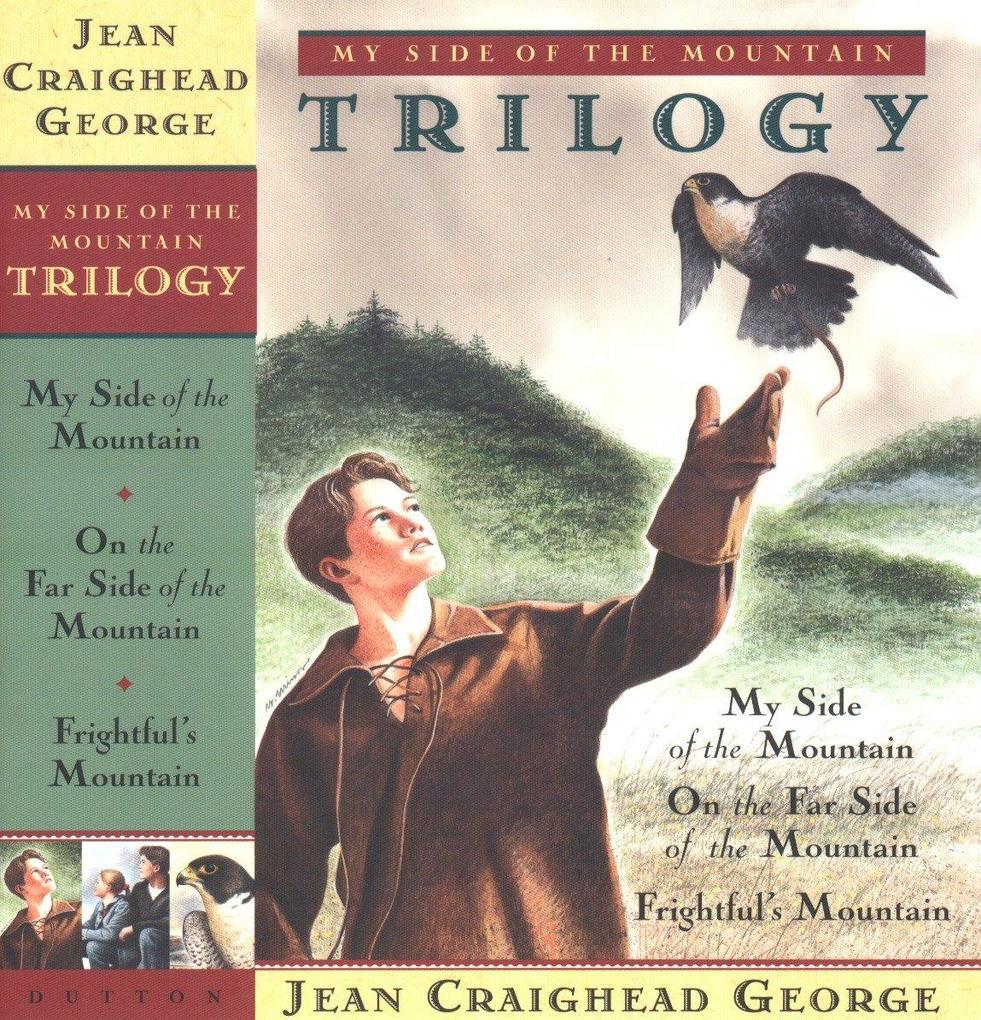My Side of the Mountain Trilogy als Buch (gebunden)
