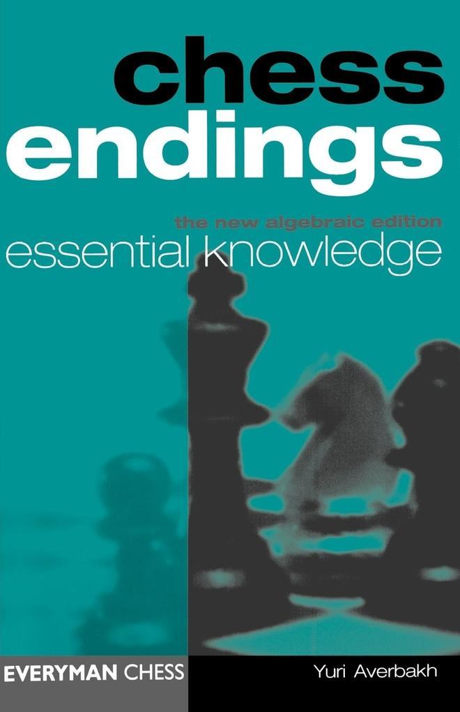 Chess Endings als Taschenbuch von Yuri Averbakh...