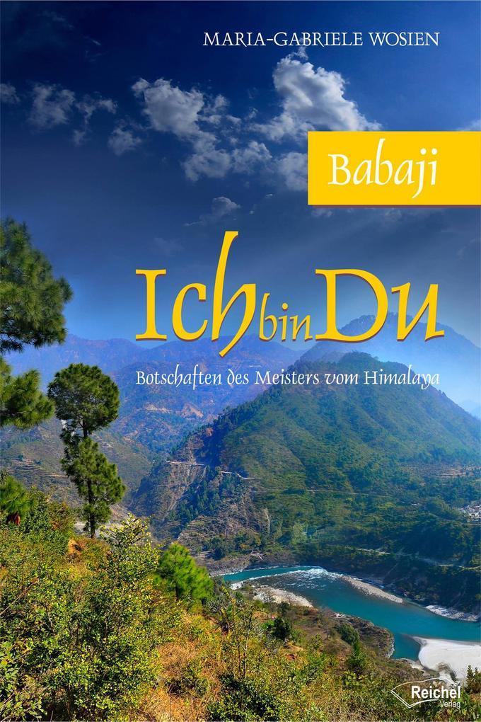 Babaji - Ich bin Du als eBook
