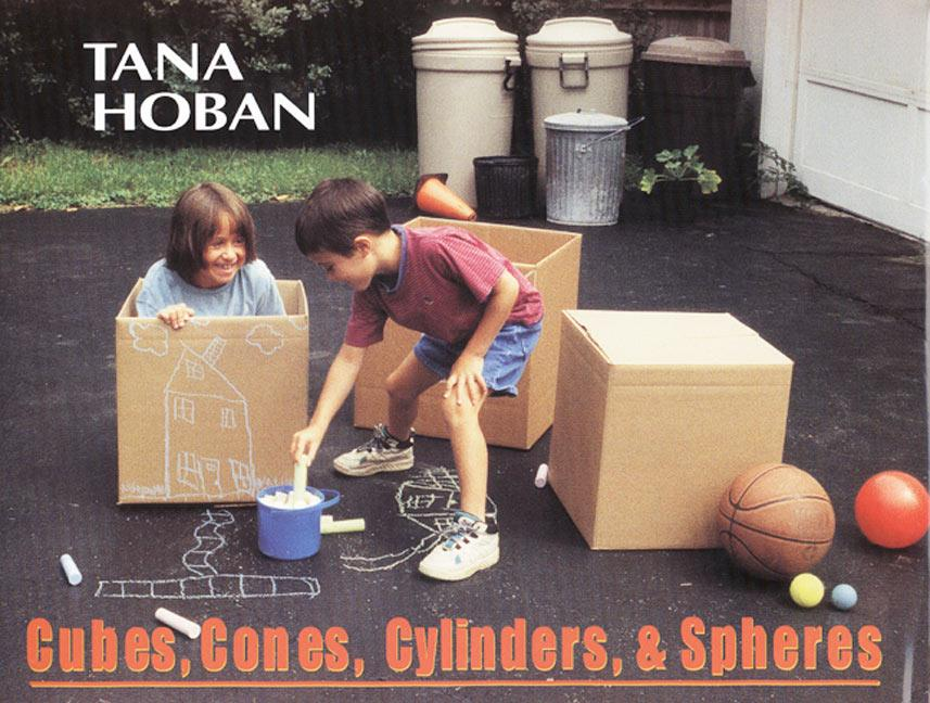 Cubes, Cones, Cylinders, & Spheres als Buch
