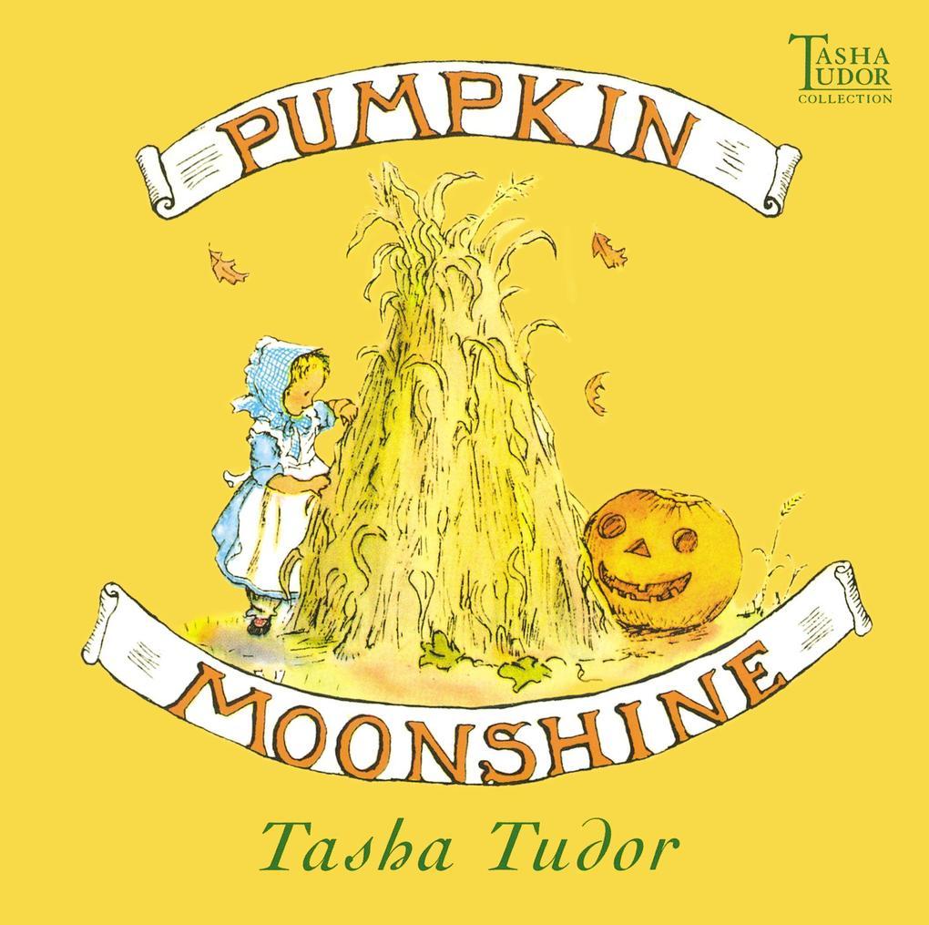 Pumpkin Moonshine als Buch