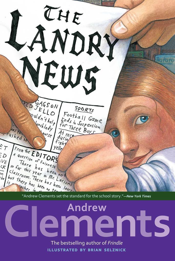 The Landry News als Taschenbuch