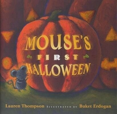 Mouse's First Halloween als Buch