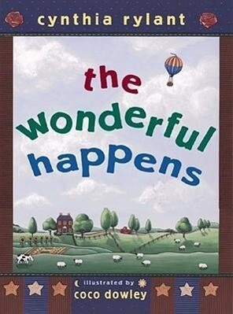 The Wonderful Happens als Buch