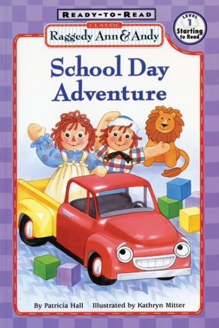 SCHOOL DAY ADVENTURE als Taschenbuch