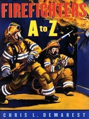 Firefighters A to Z als Buch